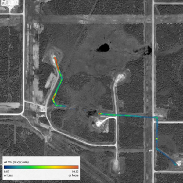 Chinook Over-the-Line Survey System - CTL Corrosion Technologies - Alberta